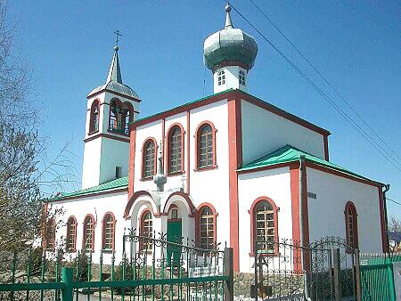Иоанно-Богословский_Собор_Талды-Курган