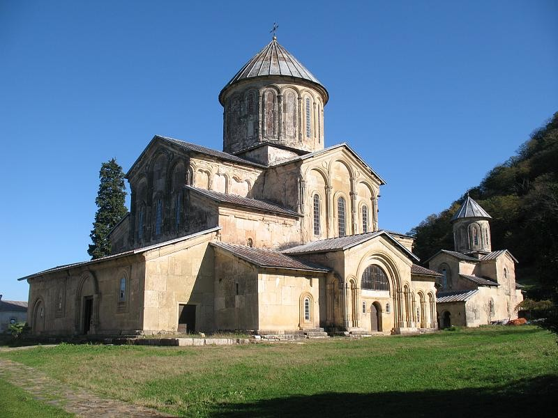 Гелатский_монастырь_Грузия_близ_Кутаиси