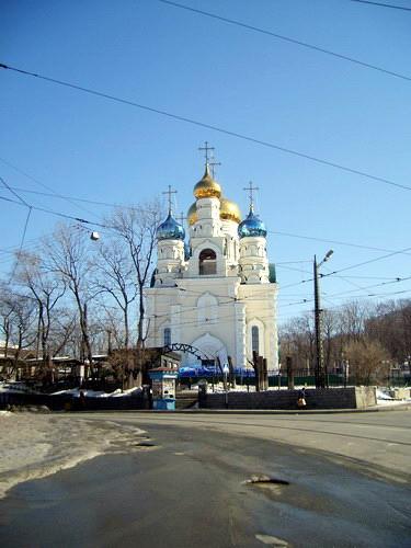 храм_Покрова_Пресвятой_Богородицы_Владивосток