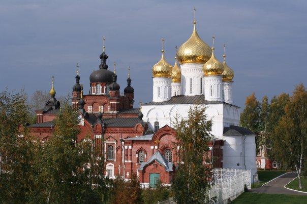 Костромской Богоявленско-Анастасиин собор