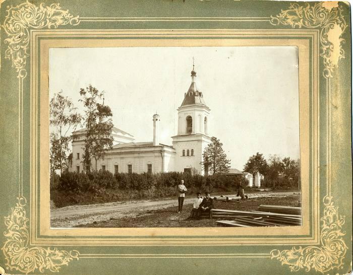 Благовещенский_храм_с_Федосьино_1903