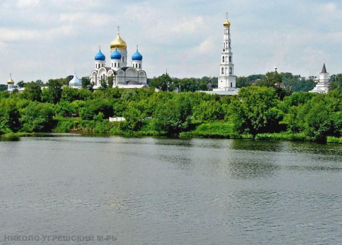 Николо_Угрешский_монастырь_МО_Дзержинск