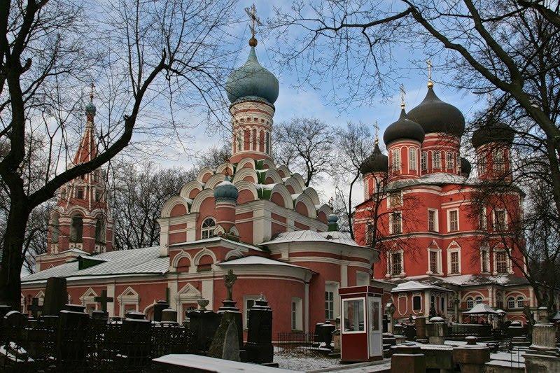 Донской_монастырь_Москва