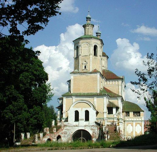Авраамиев Смоленский монастырь