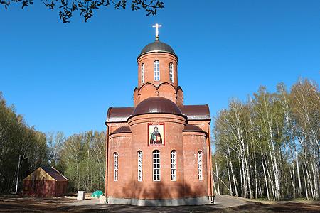 монастырь_во_имя_святого_Кукши,Мценск,строится