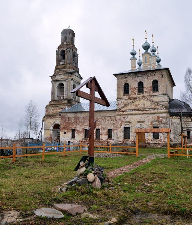 Коровново_Церковь Покрова Пресвятой Богородицы