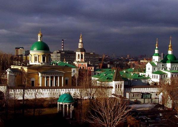 Свято_Данилов_монастырь_Москва