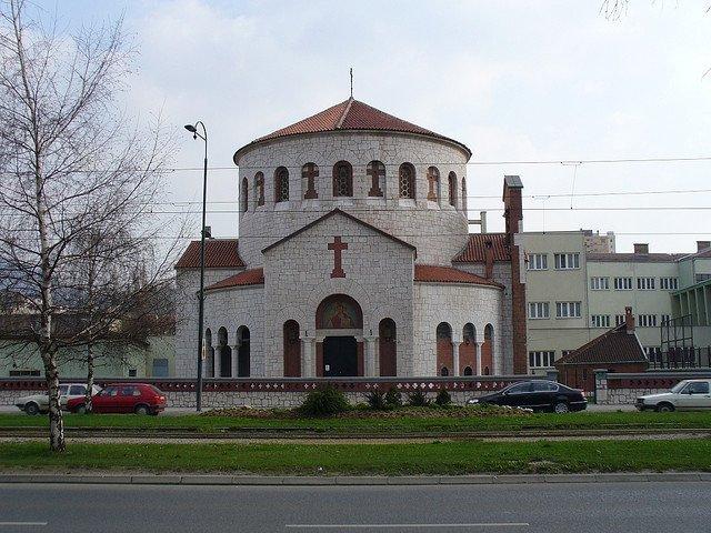 храм_Преображения_Господня_Сараево
