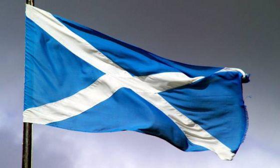флаг_Шотландии