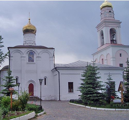 церковь_Рождкства_Пресвятой_Богородцы_Симонов_Монастырь_Москва