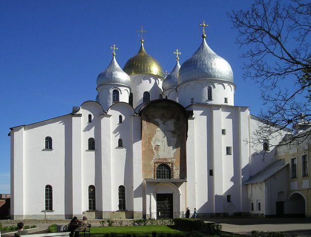 Софийский_Собор_Великий_Новгород