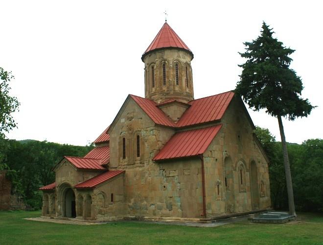 монастырь_Бетания_Грузия