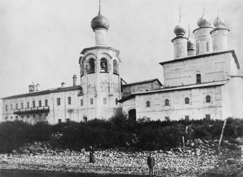 Спасо_Каменный_монастырь_Фото начала XX века