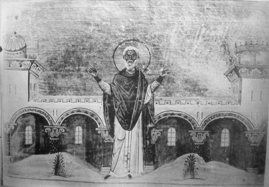 Преподобный Филофей Мравинский (Вифинский)
