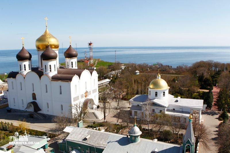 Свято_Успенский_Одесский_монастырь