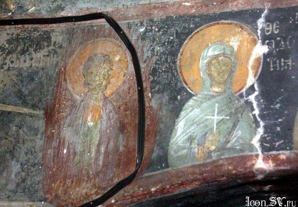Каллиник Киликийский, мч. и Феодотия Никейская, мц