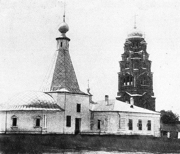 Николо-Высоковская (Николы Долгошея) церковь_начало_20