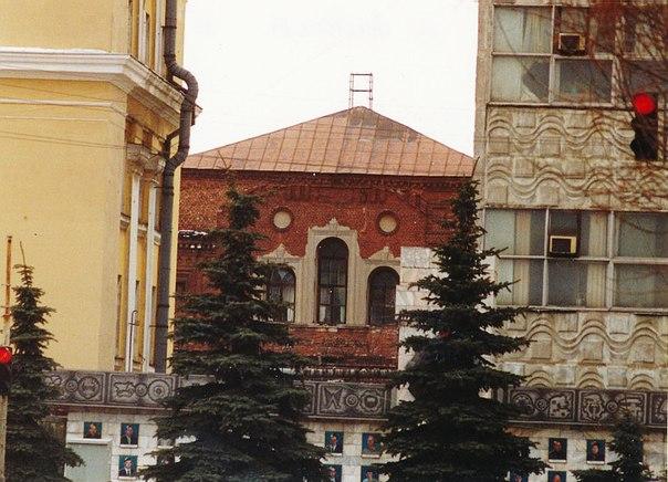 Николо-Высоковская (Николы Долгошея) церковь_современное_состояние