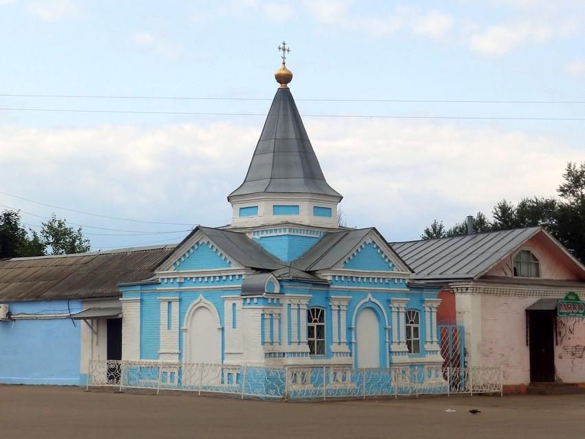 Часовня Казанской иконы Божией Матери - Вязники