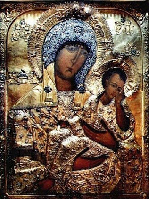 икона_Божьей_Матери_Старорусская
