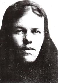 Преподобномученица Мария Мамонтова-Шашина, послушница _1938