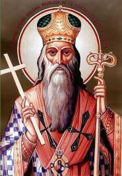 Священномученик Феодосий Бразский, митрополит