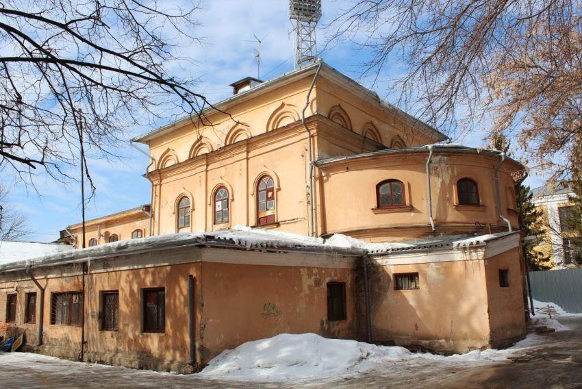 Церковь Сошествия Святого Духа_Вологда