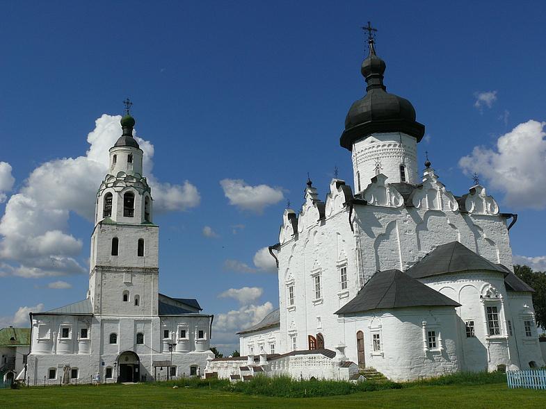 Свияжский Богородице-Успенский монастырь_Казанская_епархия