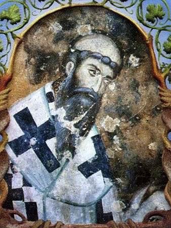 икона_святитель_СавваII_сербский