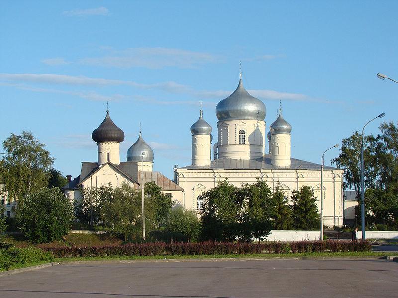 Зверин Покровский монастырь
