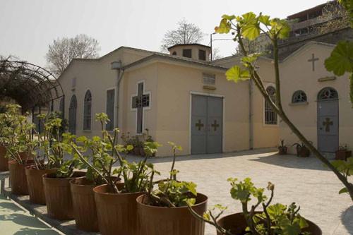 Влахернская церковь Стамбул