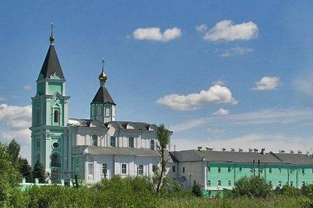 Браиловский Свято-Троицкий женский монастырь, Винницкая область