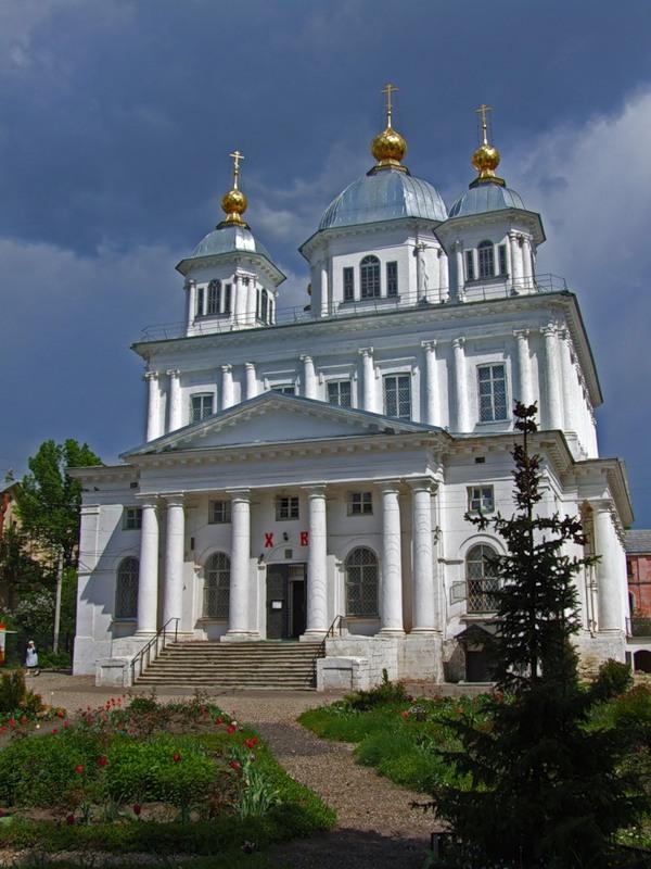 Казанский собор Казанского женского монастыря, Ярославль