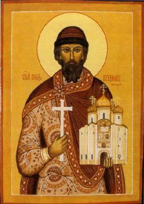 Благоверный князь Владимир Ярославич Новгородский