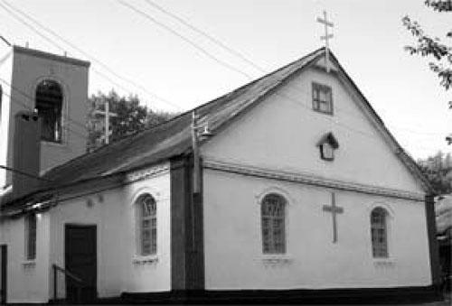 Свято-Покровский храм Краматорска, построенный преподобным Варсонофием (Юрченко)