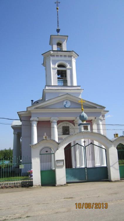 Церковь Георгия Победоносца в Старых Кельцах