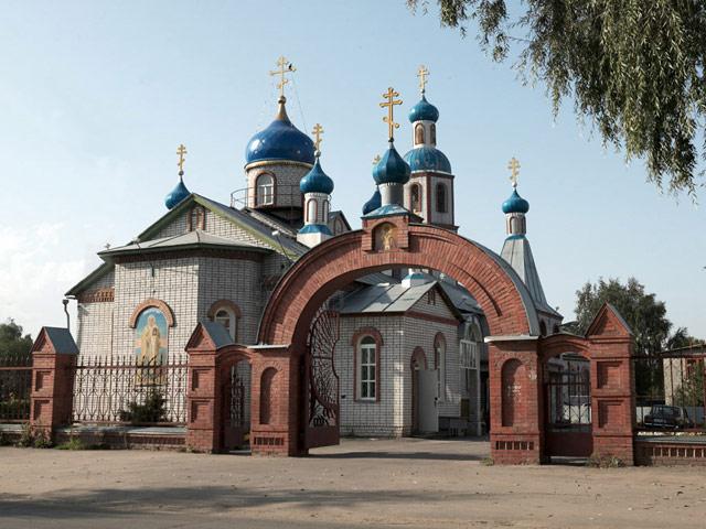Свято-Никольский храм, г Димитровград