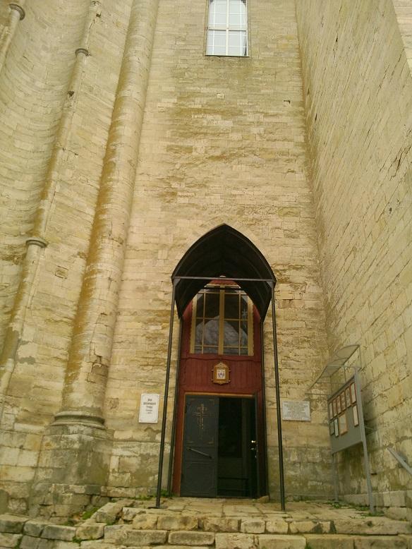 гусь железный вход в храм