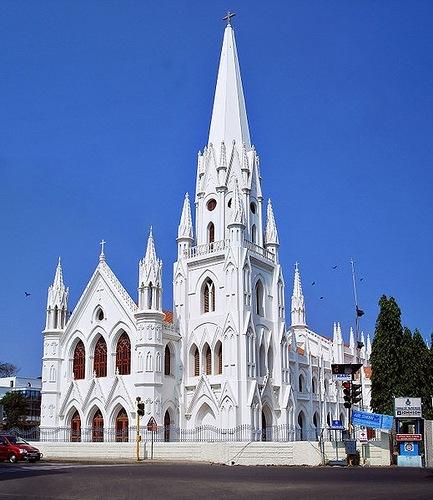 Индия, Ченнай (до 1996 года – Мадрас) Собор Святого Фомы