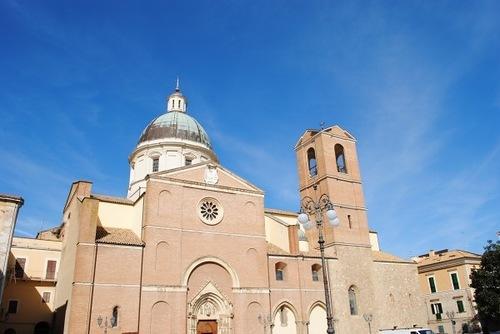 Кафедральный Ортонский собор во имя святого апостола Фомы (Basilica San Tommaso Apostolo)