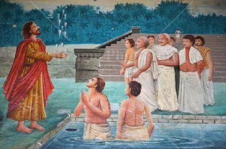 Проповедь апостола Фомы в Индии
