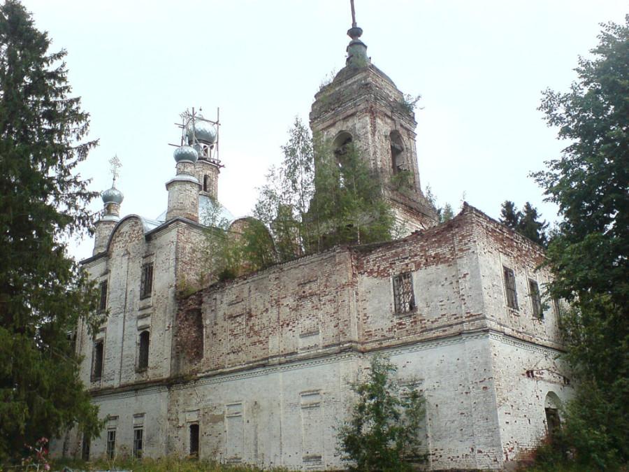 Спасо-Нуромский храм