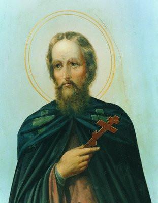 Преподобный Досифей Верхнеостровский, игумен