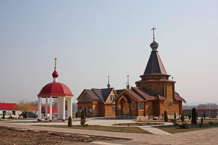 Священномученика Константина Сухова церковь