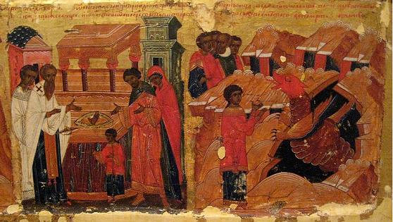 Сказание о деснице Иоанна Предтечи