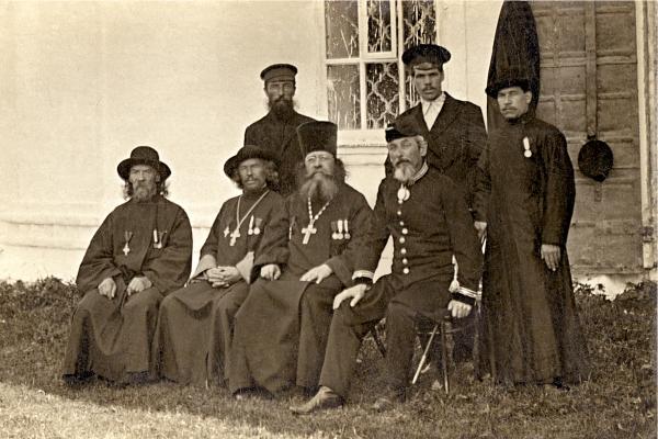 Священномученик Александр Поздеевский, пресвитер