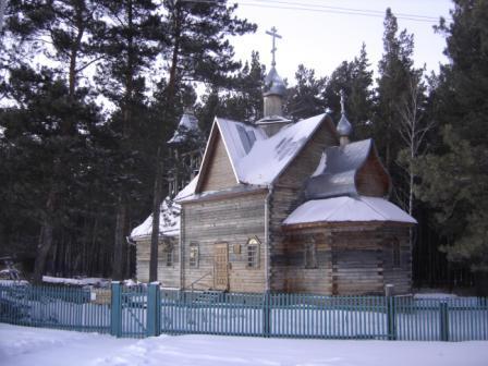 Никольская церковь села Нижнекаменское, современный вид