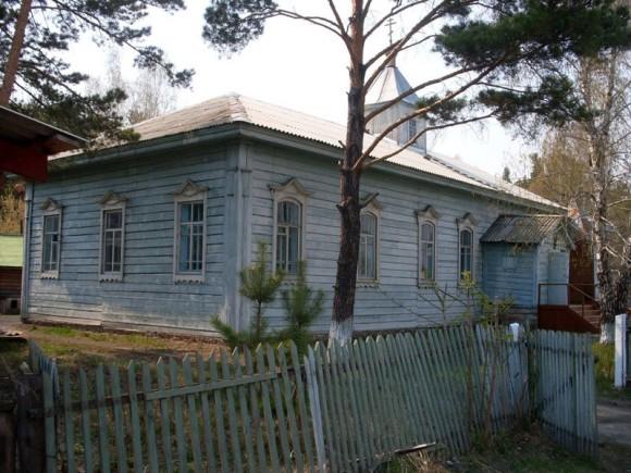 Никольская церковь села Ордынское Новосибирской области, 2009 год