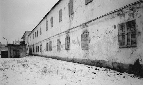 Тюрьма, где принял мученическую кончину Архиепископ Фаддей