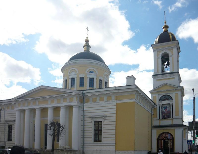 Тверской Вознесенский собор